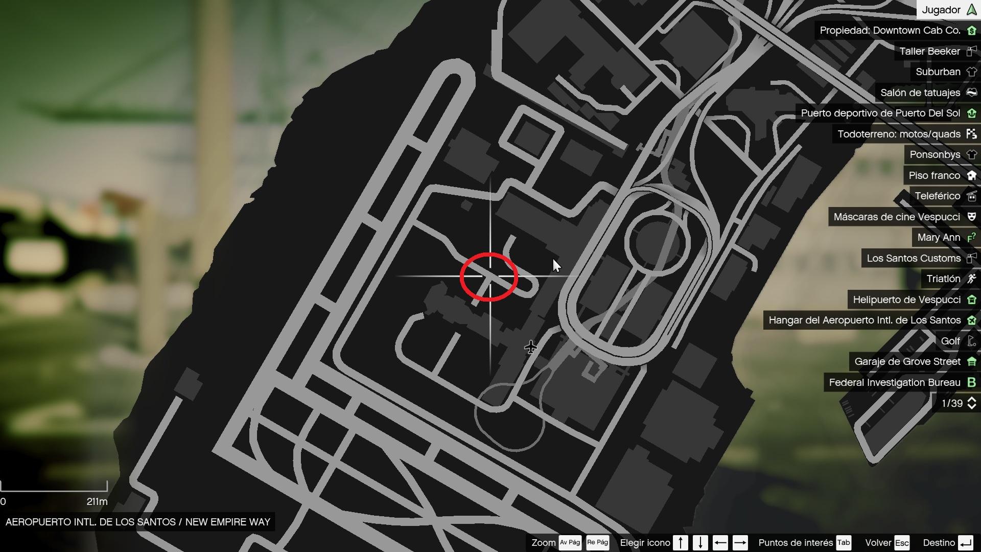 drift map airport gta5. Black Bedroom Furniture Sets. Home Design Ideas