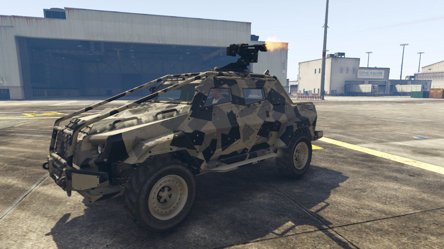 Control Vehicle Mounted Weapons + Handling Flag Removal - GTA5-Mods com