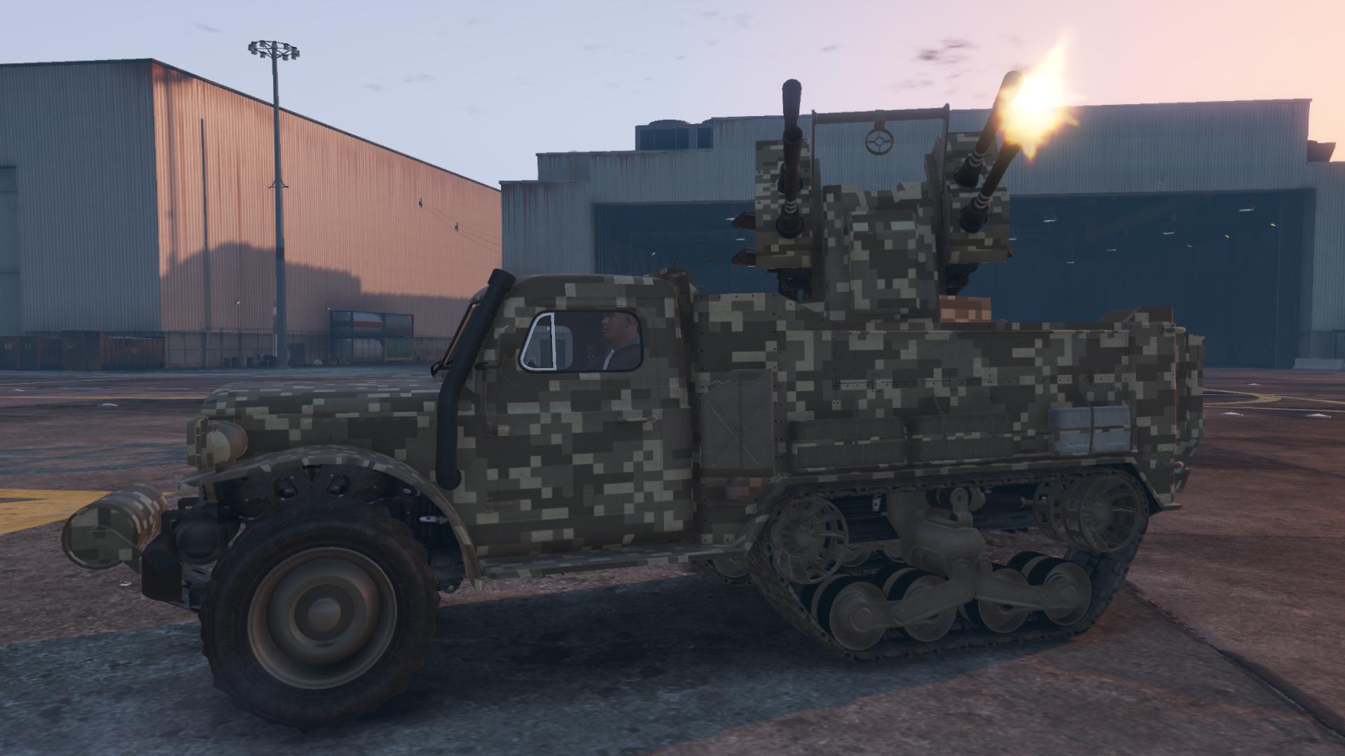 best weaponized vehicles in gta 5 online
