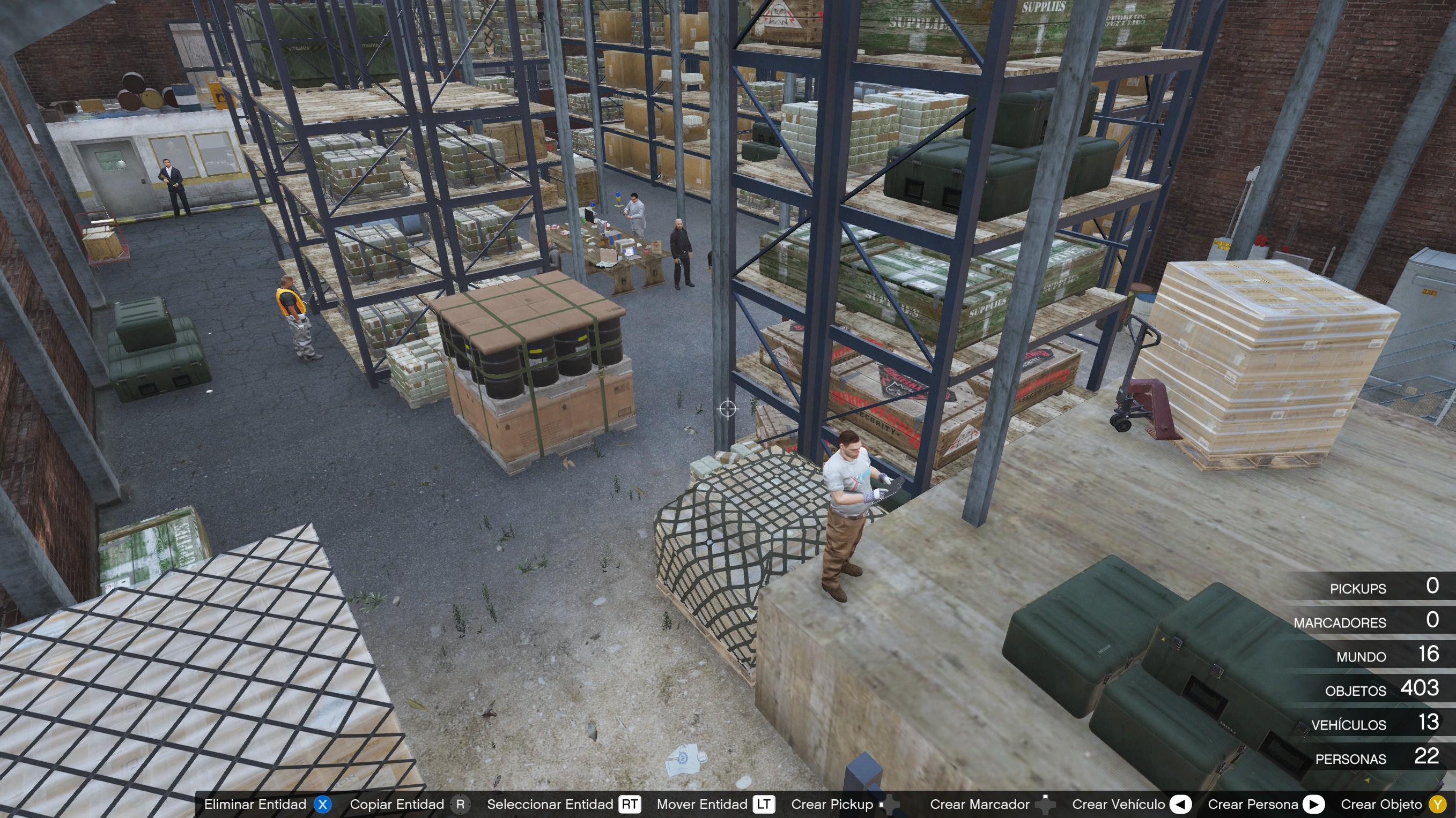 gta 5 how to buy warehouse