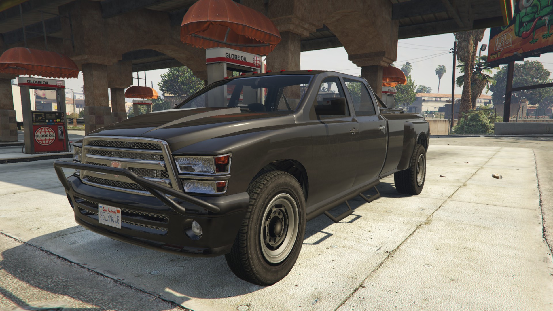 Bravado Bison Gta 5 Dually Crew Cab...