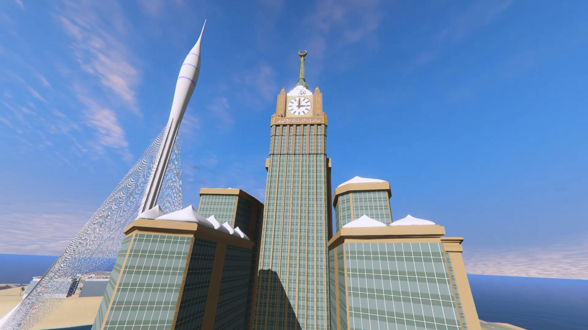 GTA: Dubai Islands [Add-on Map] - GTA5-Mods.com on