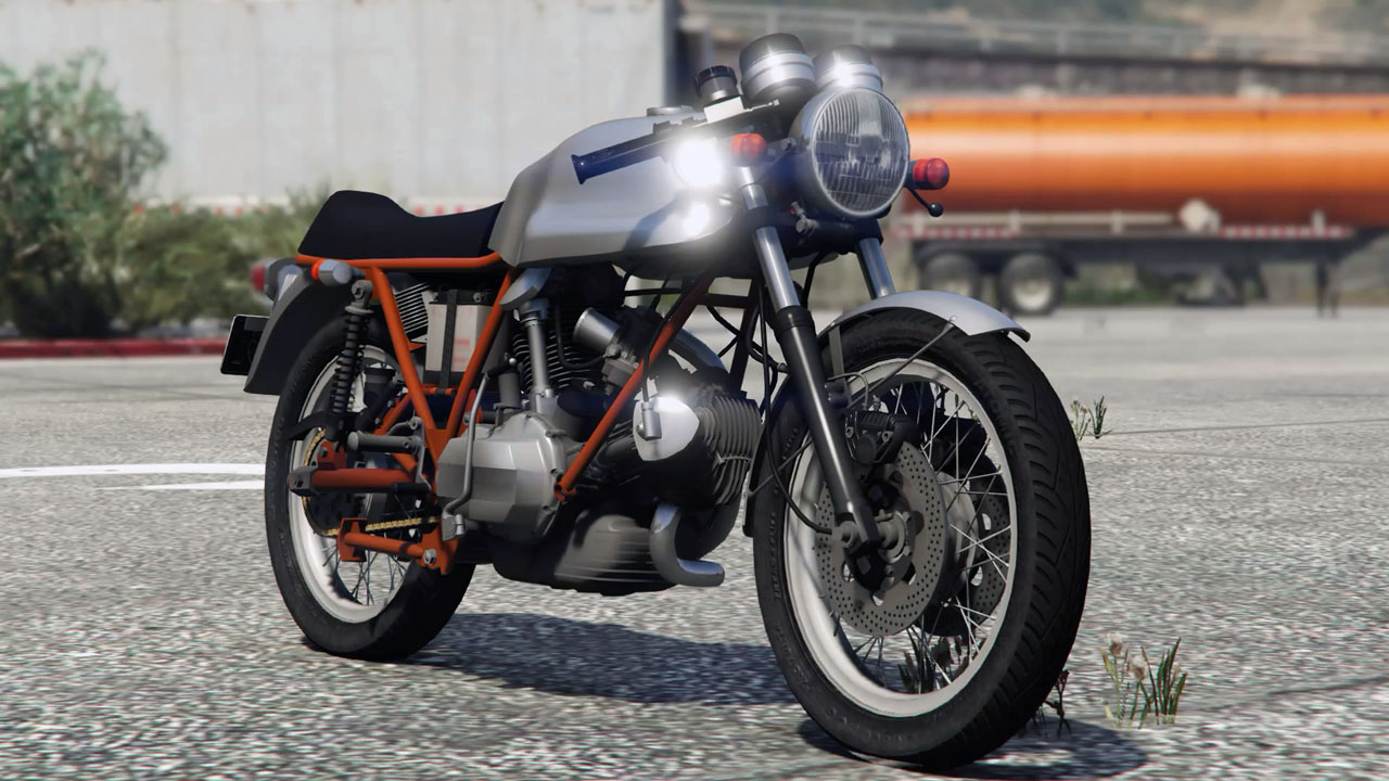 ducati 900 ss add on gta5. Black Bedroom Furniture Sets. Home Design Ideas