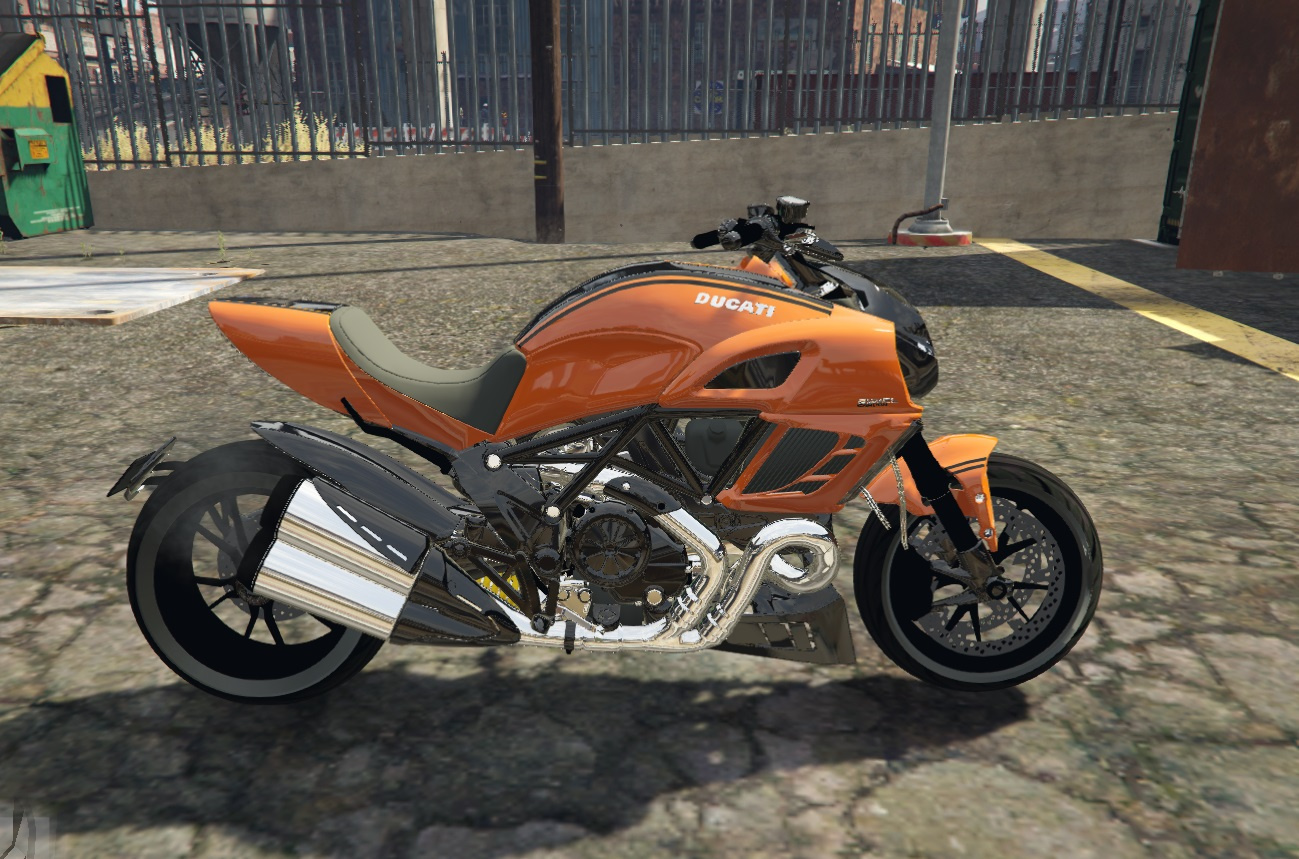 ducati diavel carbon 11 gta5. Black Bedroom Furniture Sets. Home Design Ideas