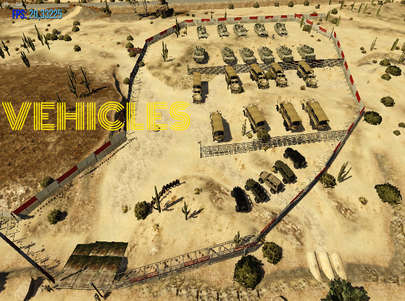 Dust Base Military Base GTA5 Modscom