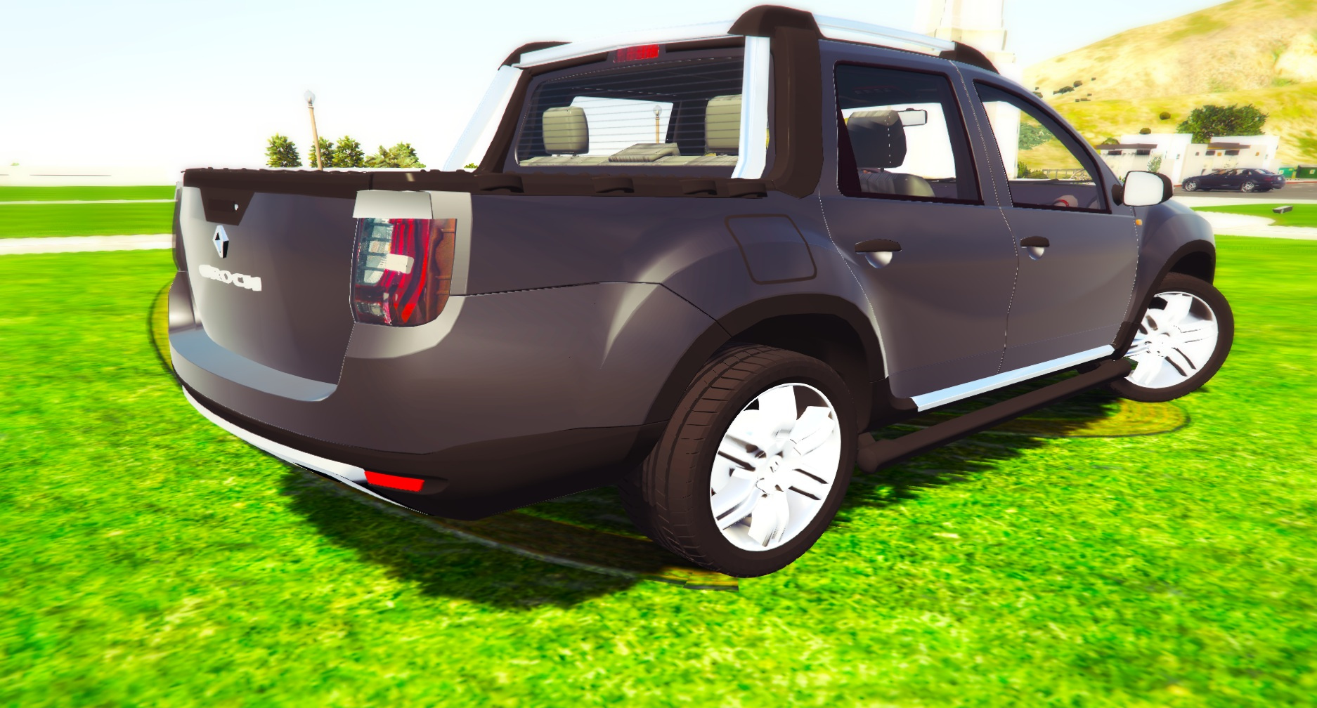 duster oroch 2015 gta5. Black Bedroom Furniture Sets. Home Design Ideas