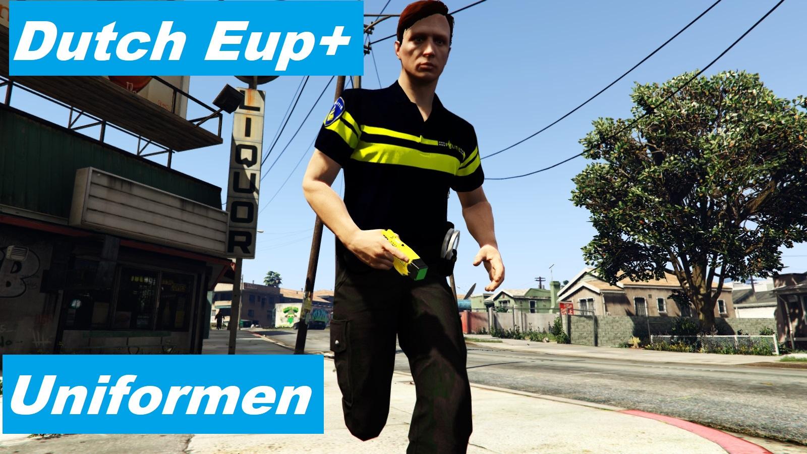 Dutch EUP+ - GTA5-Mods com