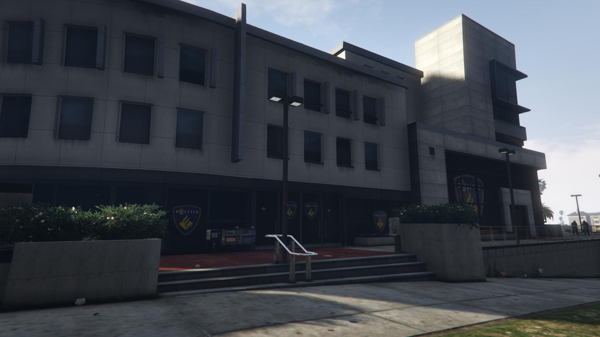 Dutch Police Stations [OIV] - GTA5-Mods.com
