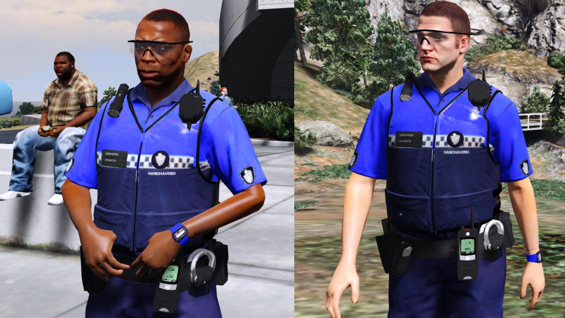 COP arrestatie COP
