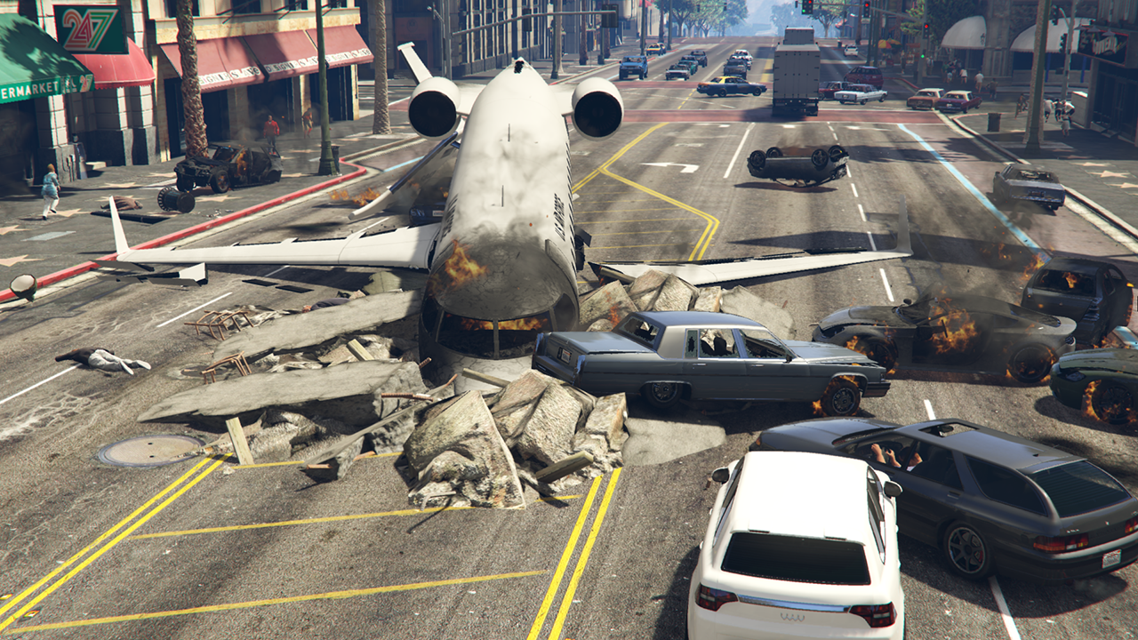 Gta 5 mods crashing game