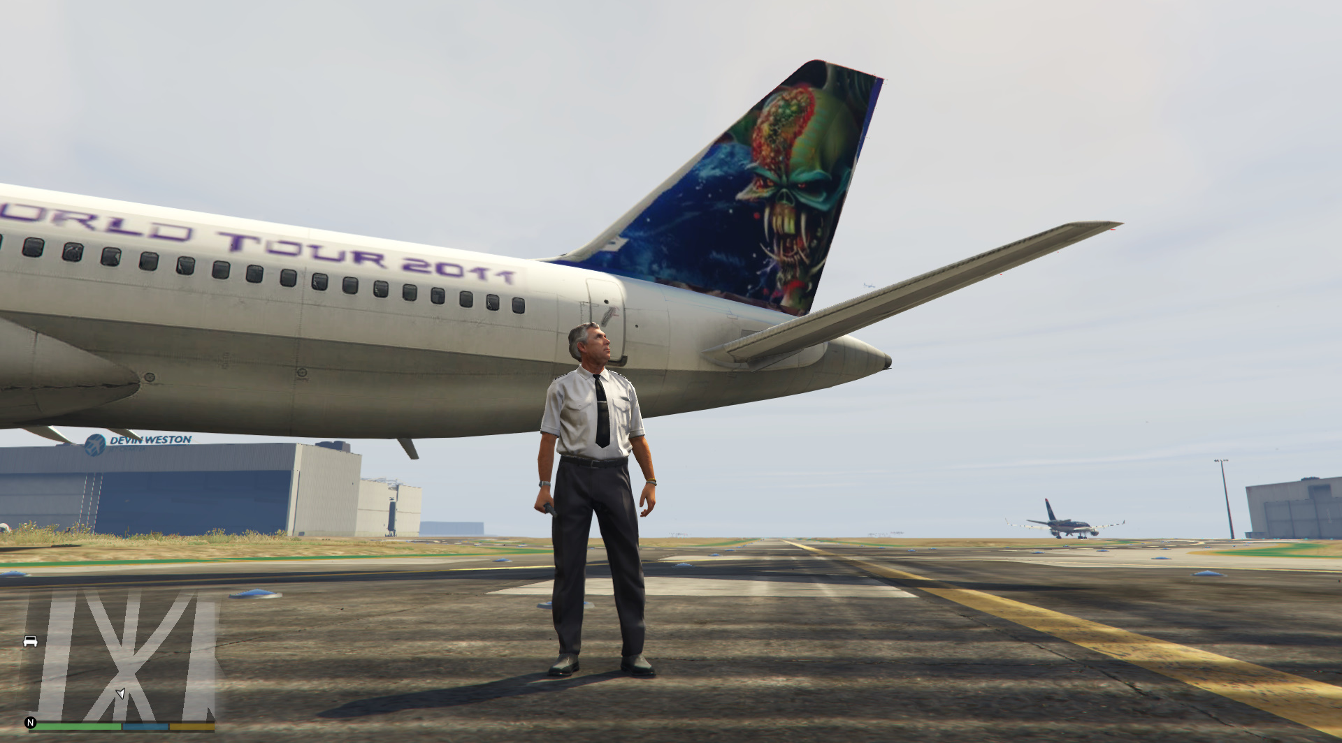 ed force one - the final frontier 2011 edition - gta5-mods