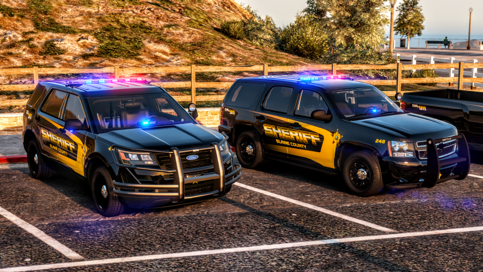 ELS] Blaine County Sheriff's Office Pack - GTA5-Mods com