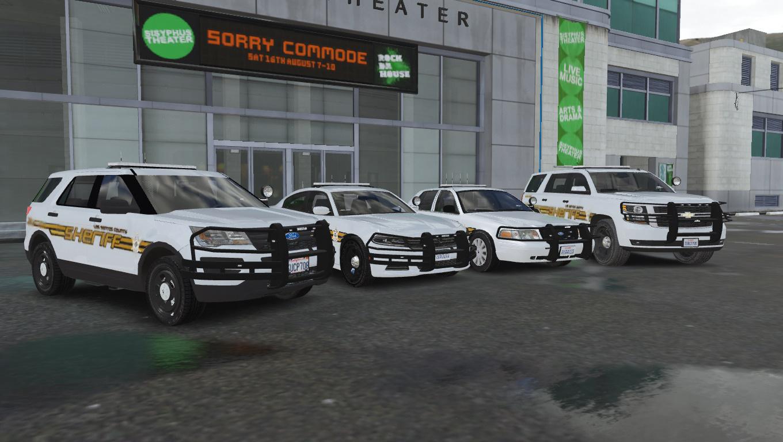 Lspd County Sheriff Pack Els Gta5 Mods Com
