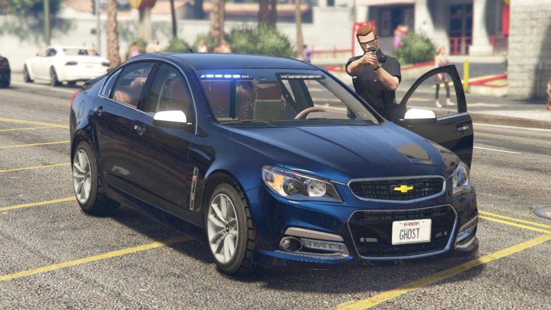 [ELS] 2014 Chevrolet SS - GTA5-Mods.com