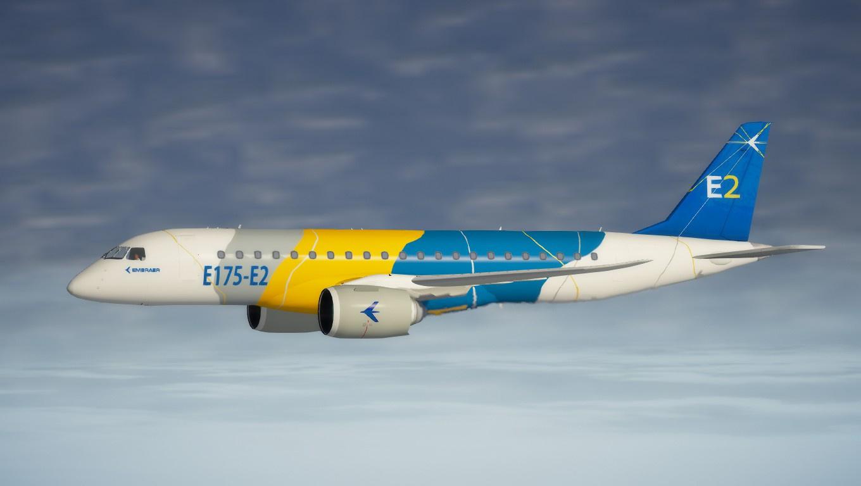Embraer E-Jets E2 E175-E2 - GTA5-Mods.com