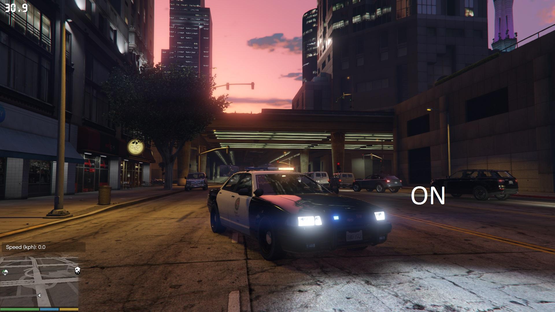 ENB Series Realistic Graphics Configuration - GTA5-Mods com