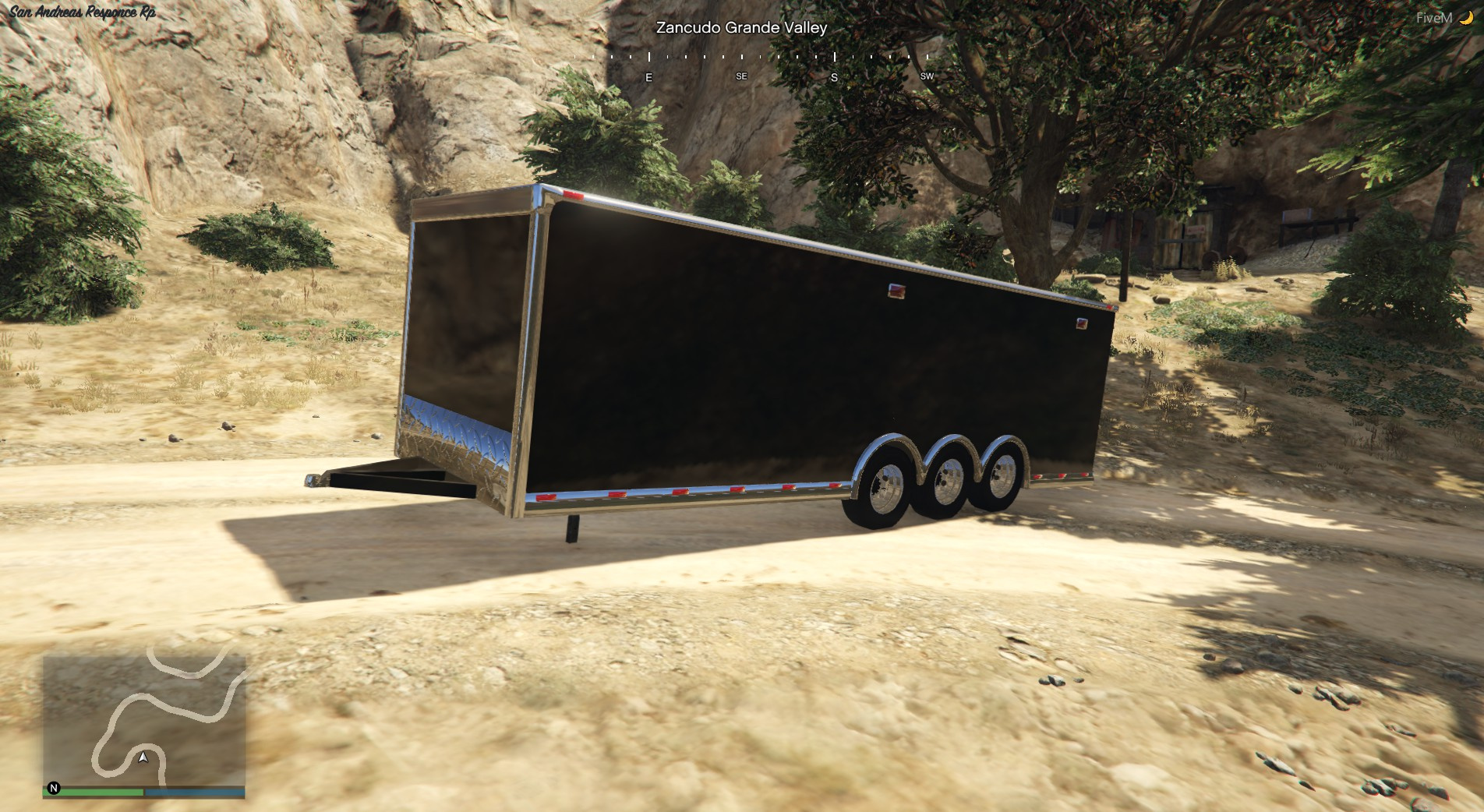 enclosed race car trailer add on gta5. Black Bedroom Furniture Sets. Home Design Ideas