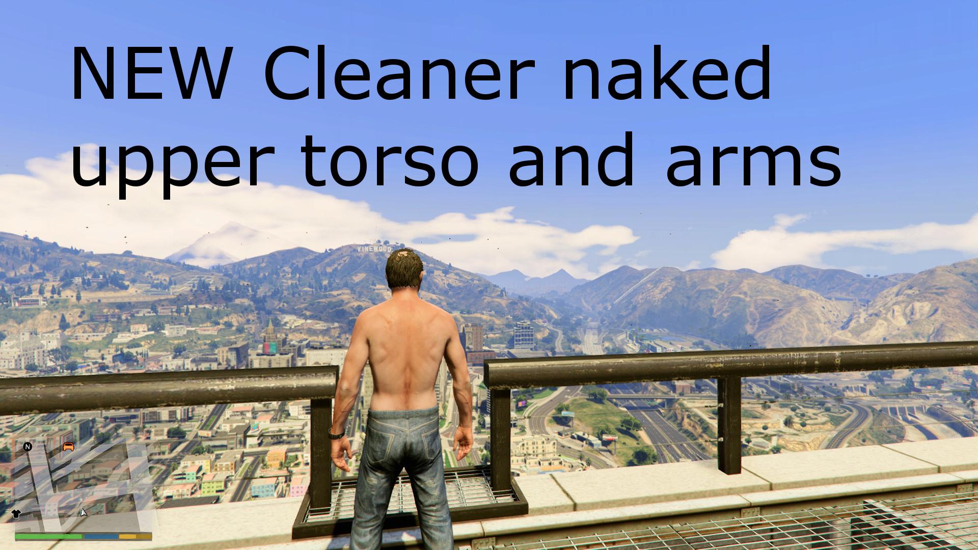 Enhanced Trevor - Clean Skin & Clothes Overhaul Pack - GTA5