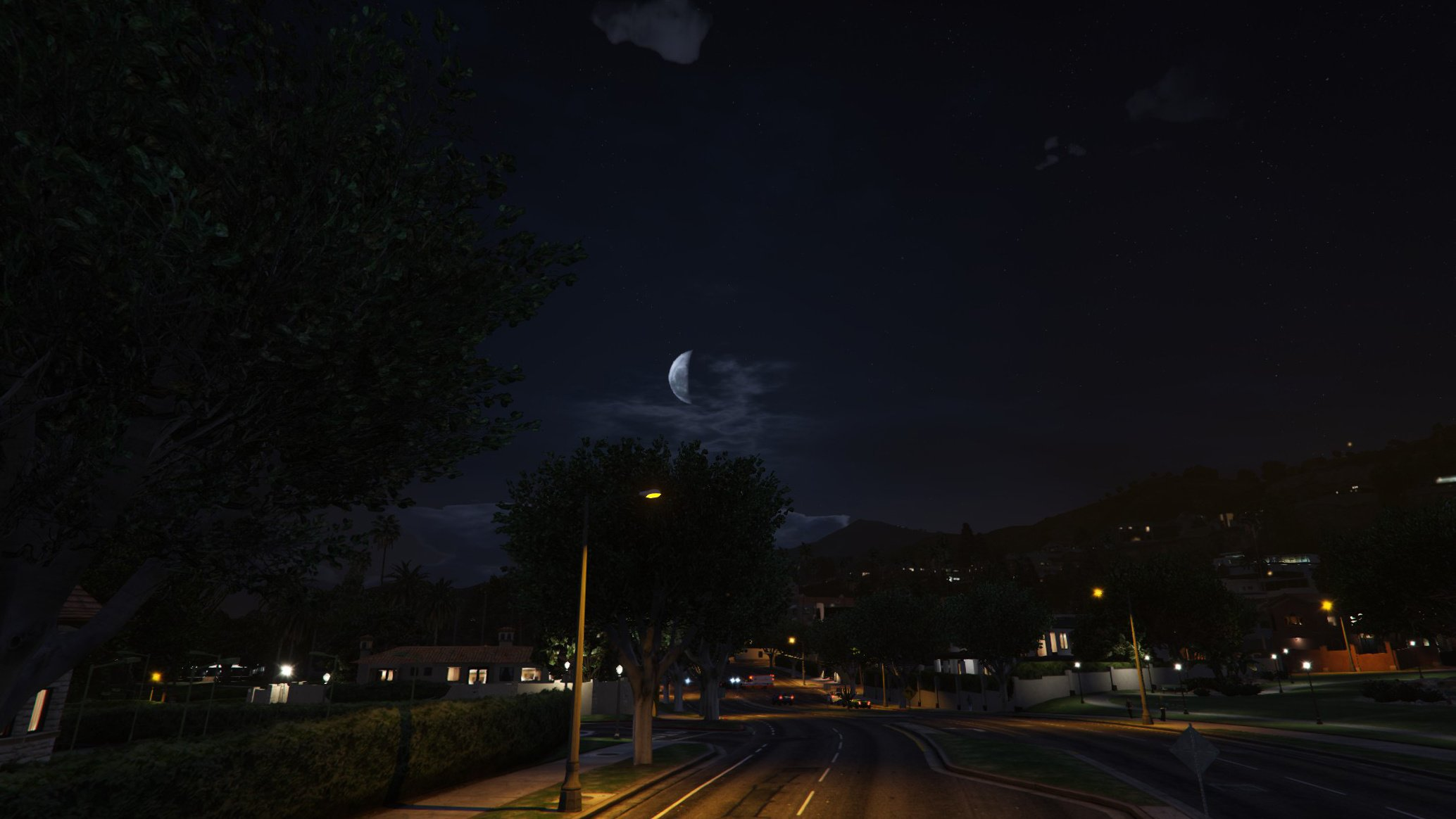 Enhanced Night Sky - GTA5-Mods.com