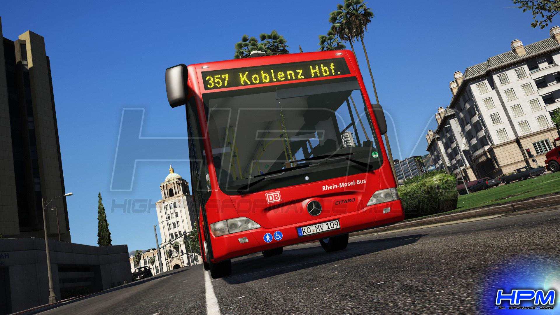 enterable replace els 2010 mb citaro o530 rhein mosel bus gta5. Black Bedroom Furniture Sets. Home Design Ideas
