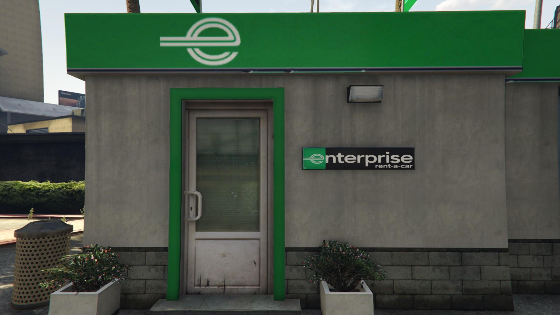 Enterprise Rent-a-Car HQ
