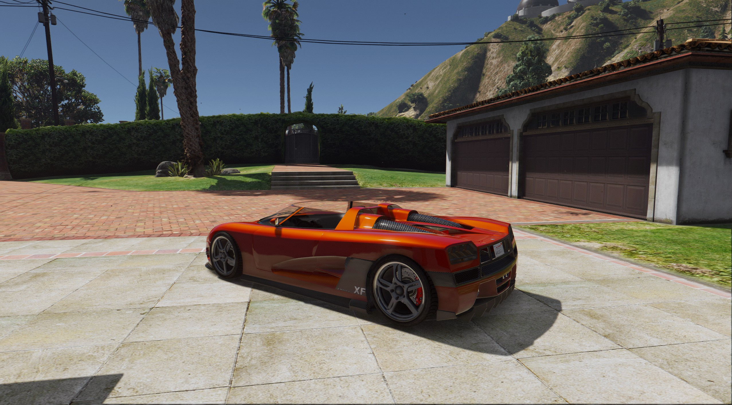Gta 5 Entity Xf In Real Life entity - DriverLayer S...