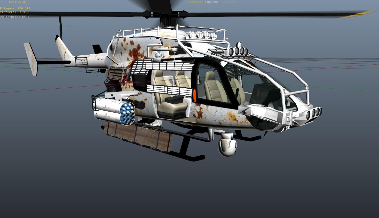Eurocopter Ec145 Rusty Old Version Gta5 Mods Com