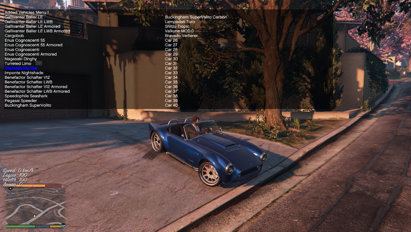 gta 5 dlc vehicles in single player mod