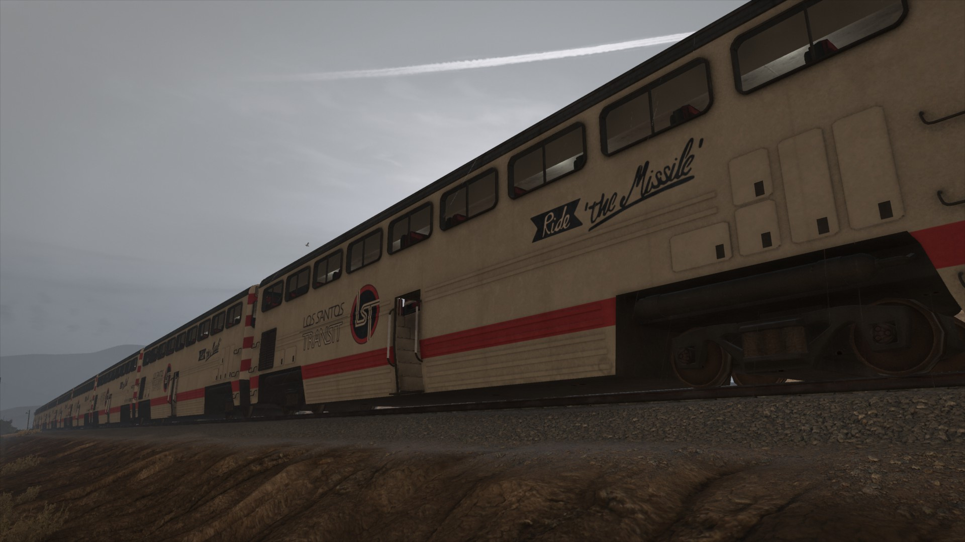 Extra Lore-Friendly Liveries for Walter's Overhauled Trains - GTA5