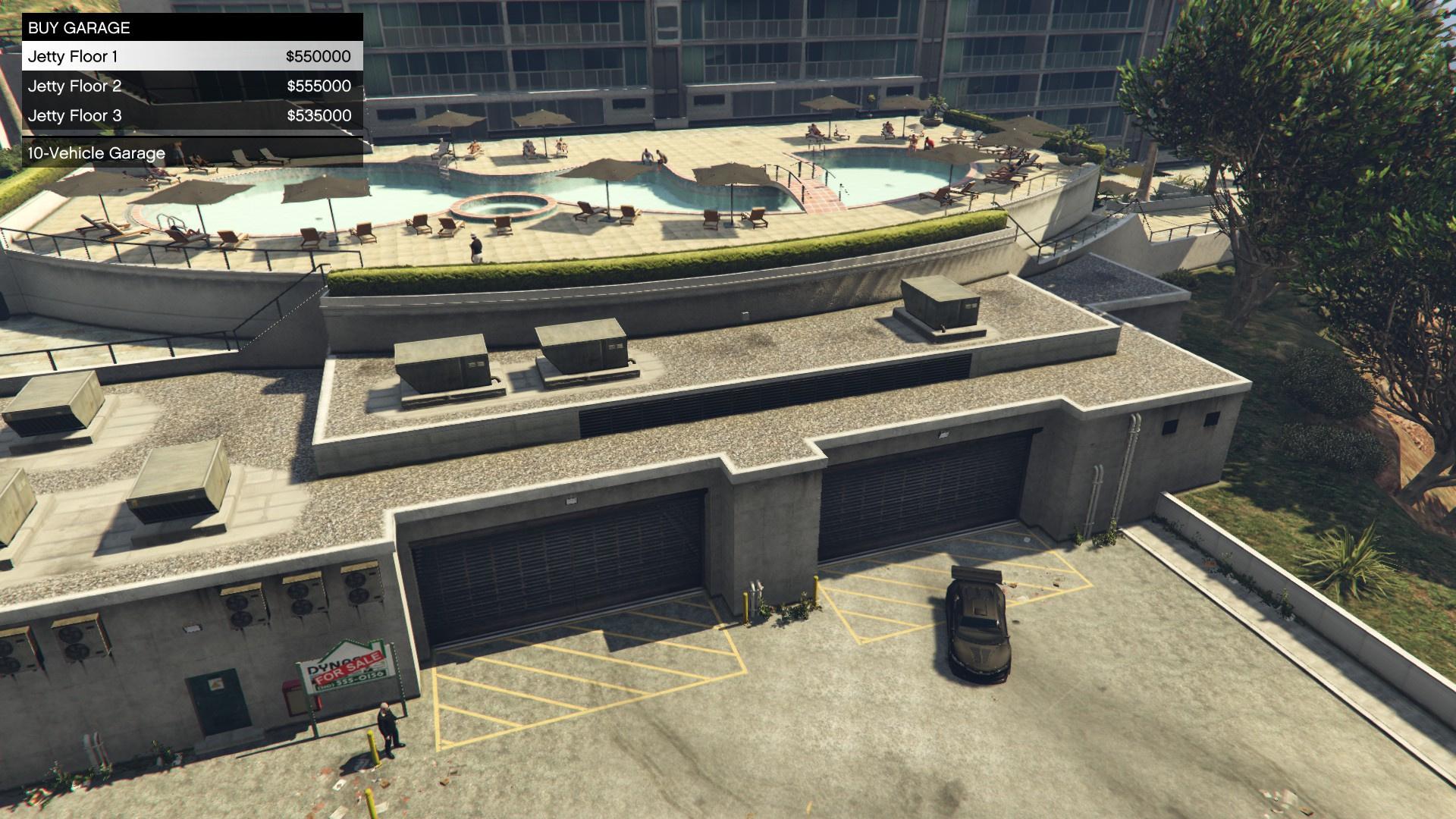Extra Singleplayer Garages - GTA5-Mods.com