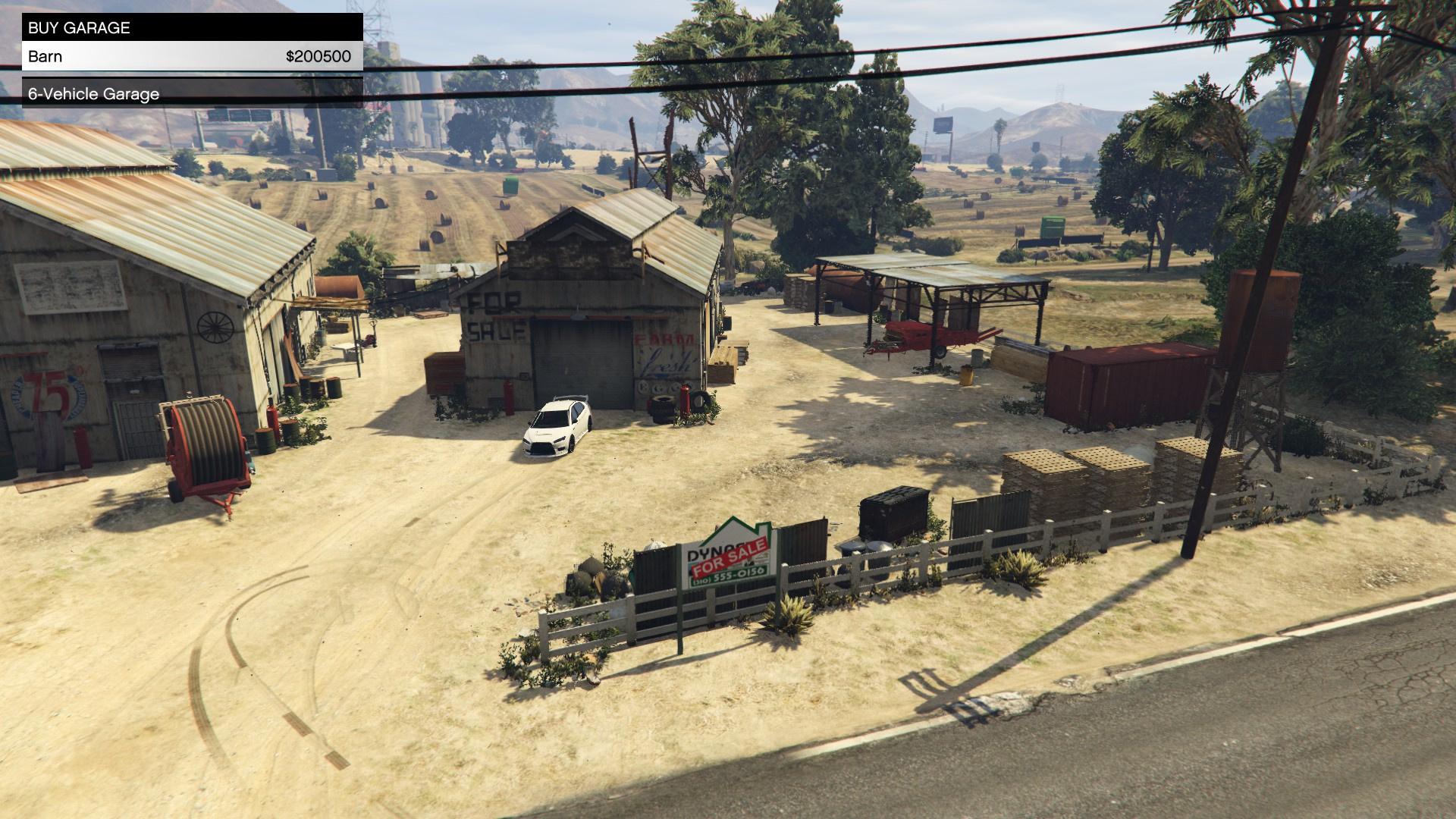 Extra Singleplayer Garages Gta5 Mods Com