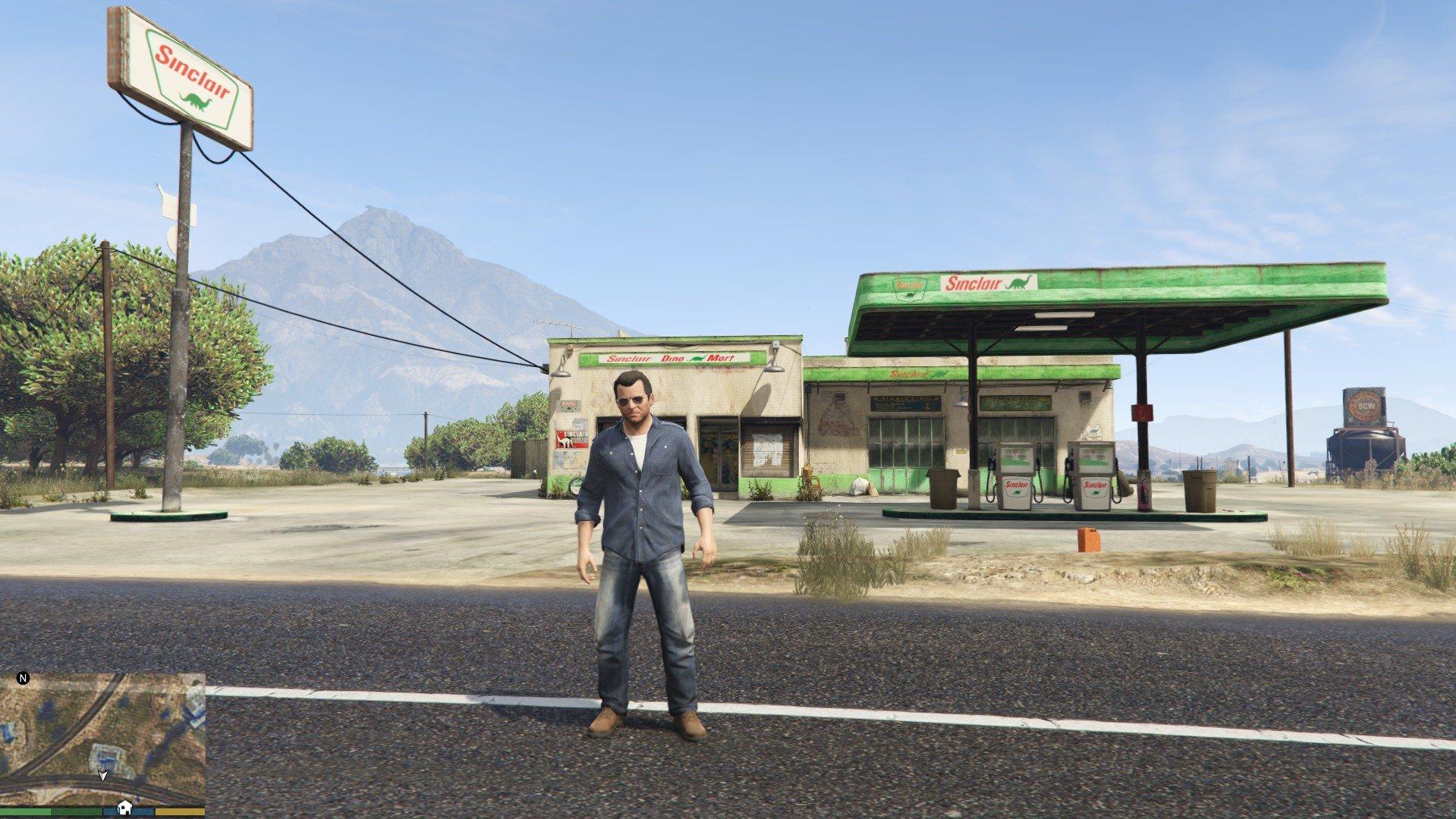 Real Gas Station (OIV) - GTA5-Mods com