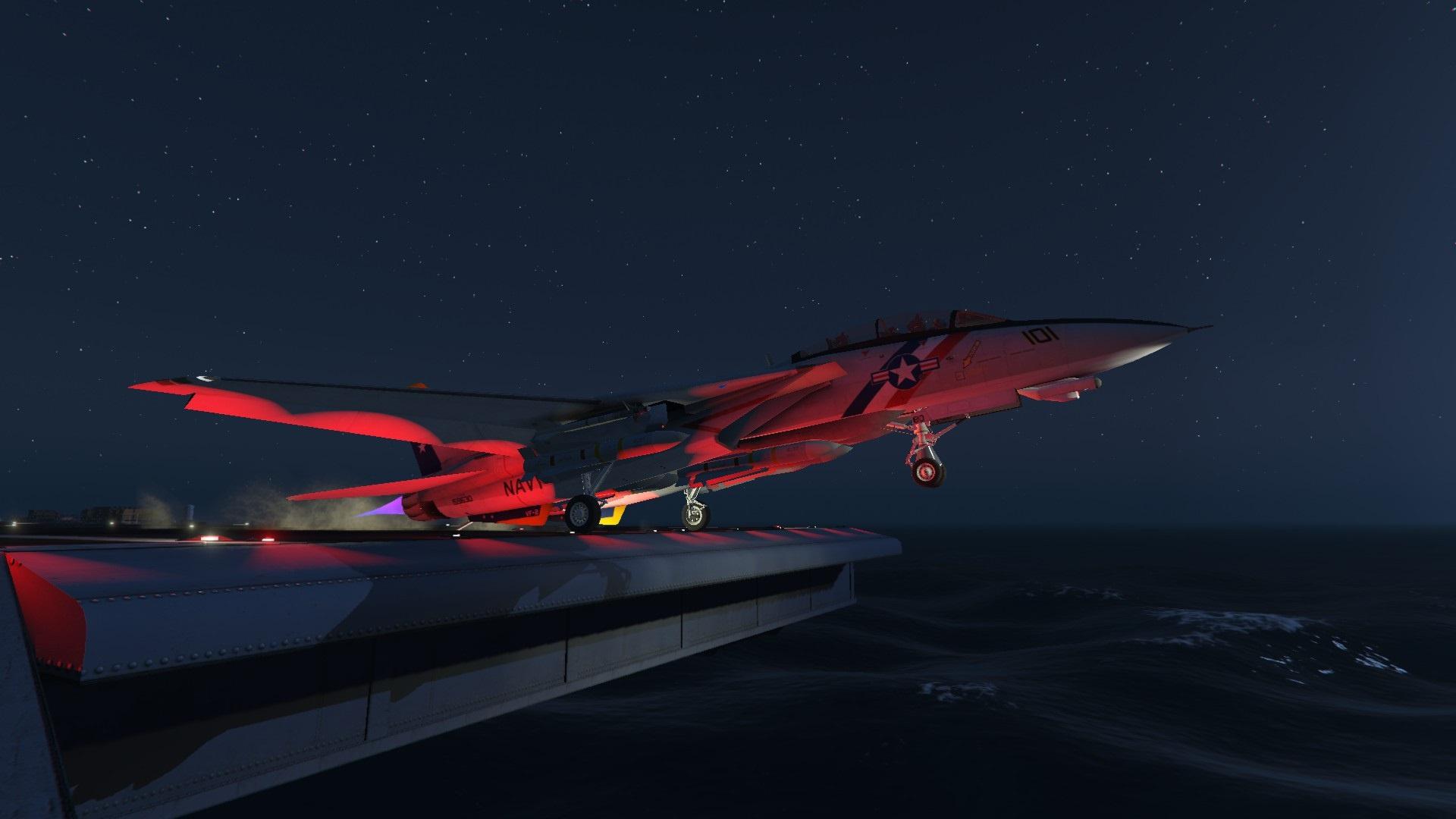 F 14 Super Tomcat F-14D Super Tomcat Red...