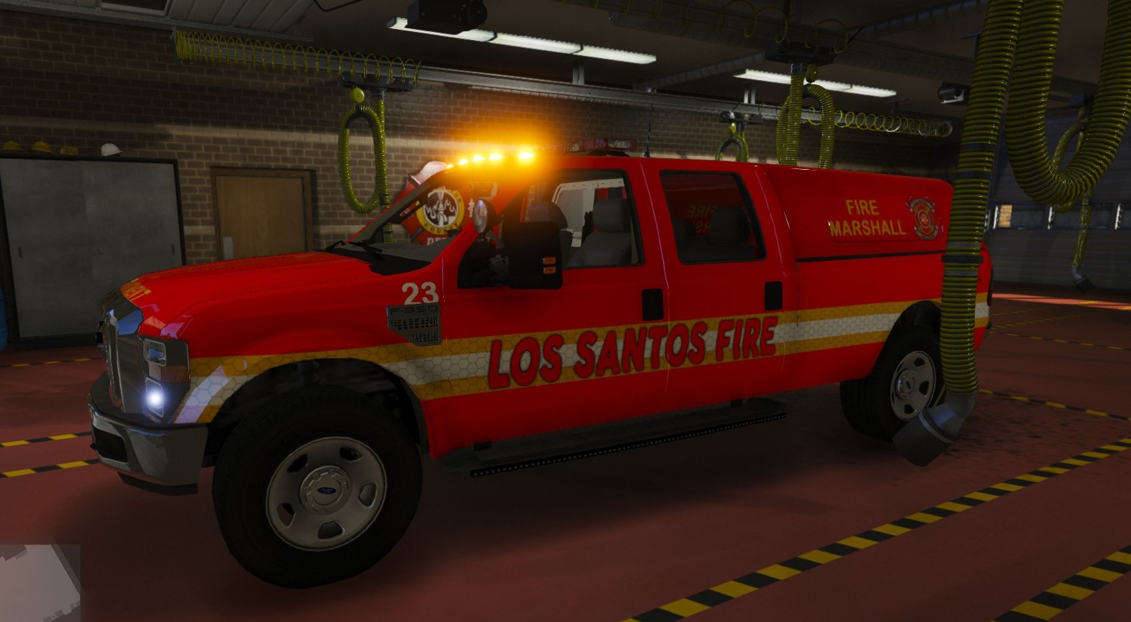 Aa F on Dodge Durango Fire