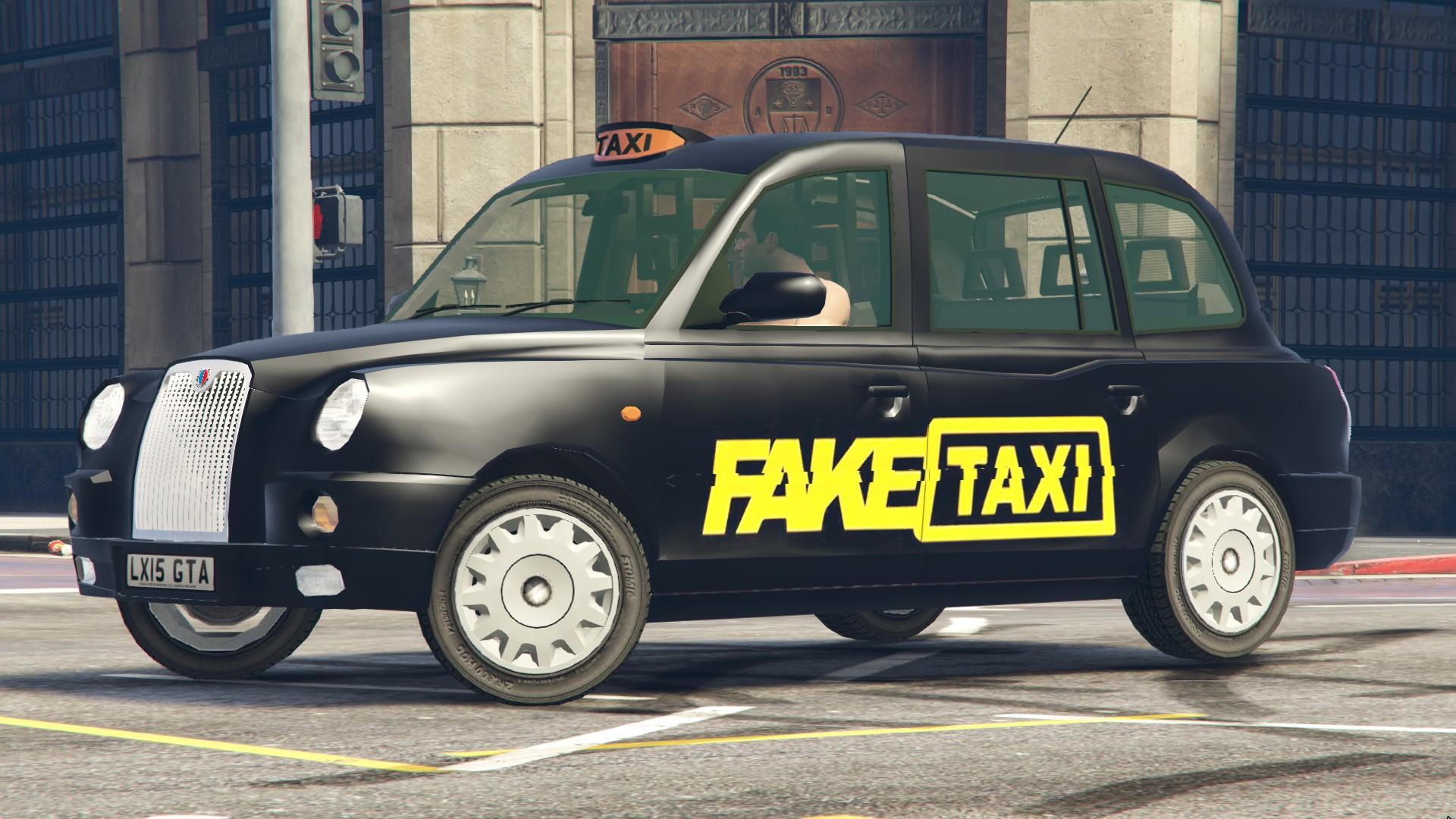 Fake raxi