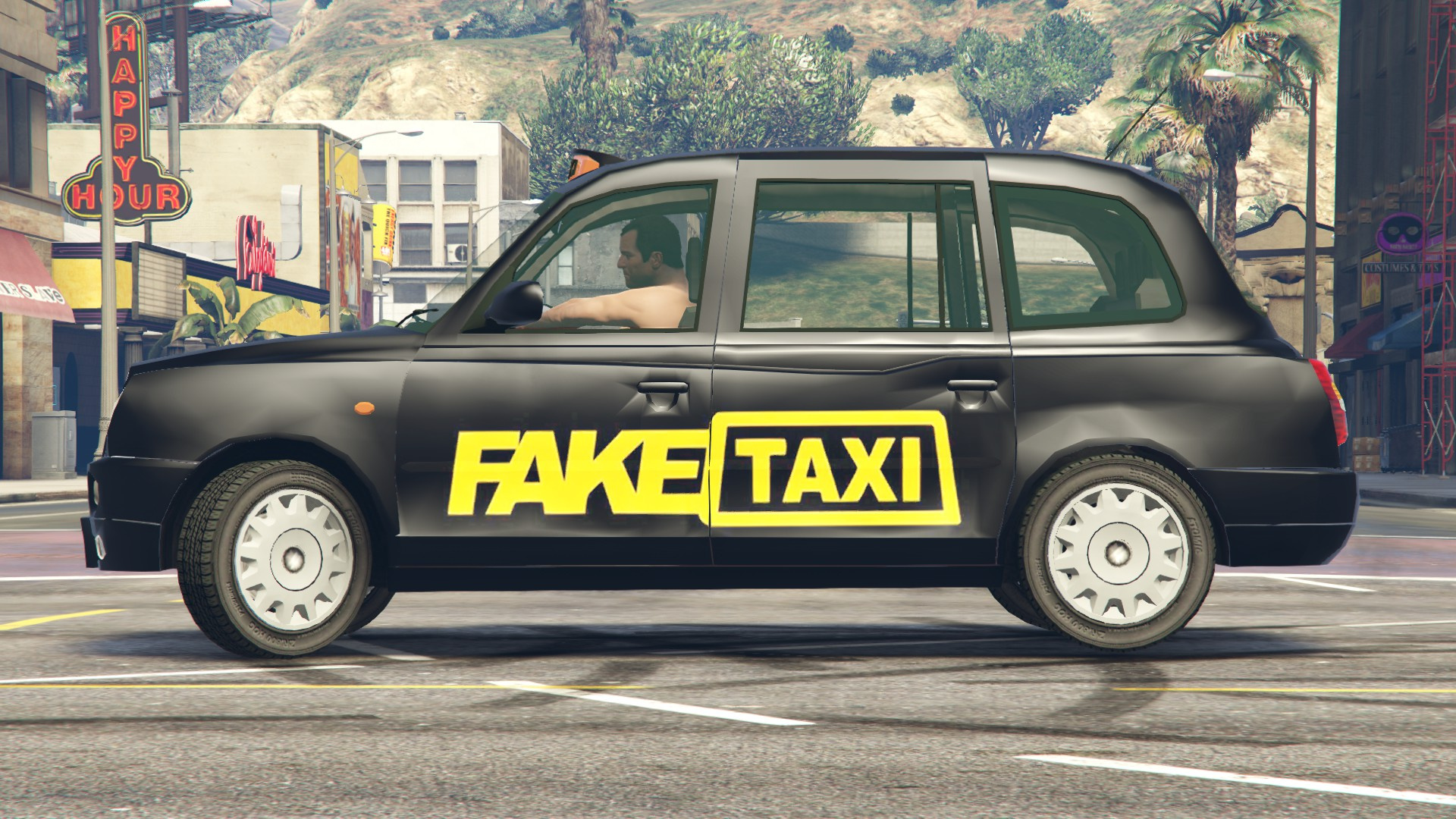 Fake taxi download