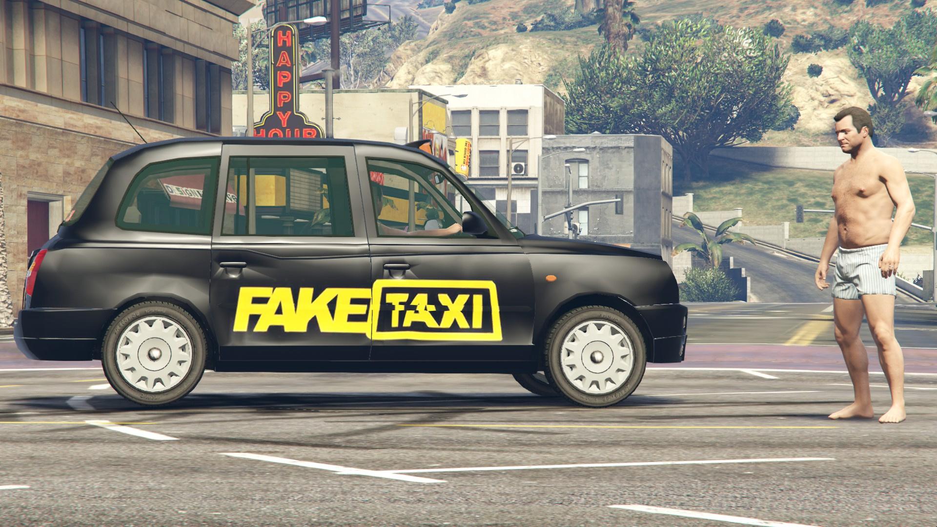 fake taxi livery gta5. Black Bedroom Furniture Sets. Home Design Ideas
