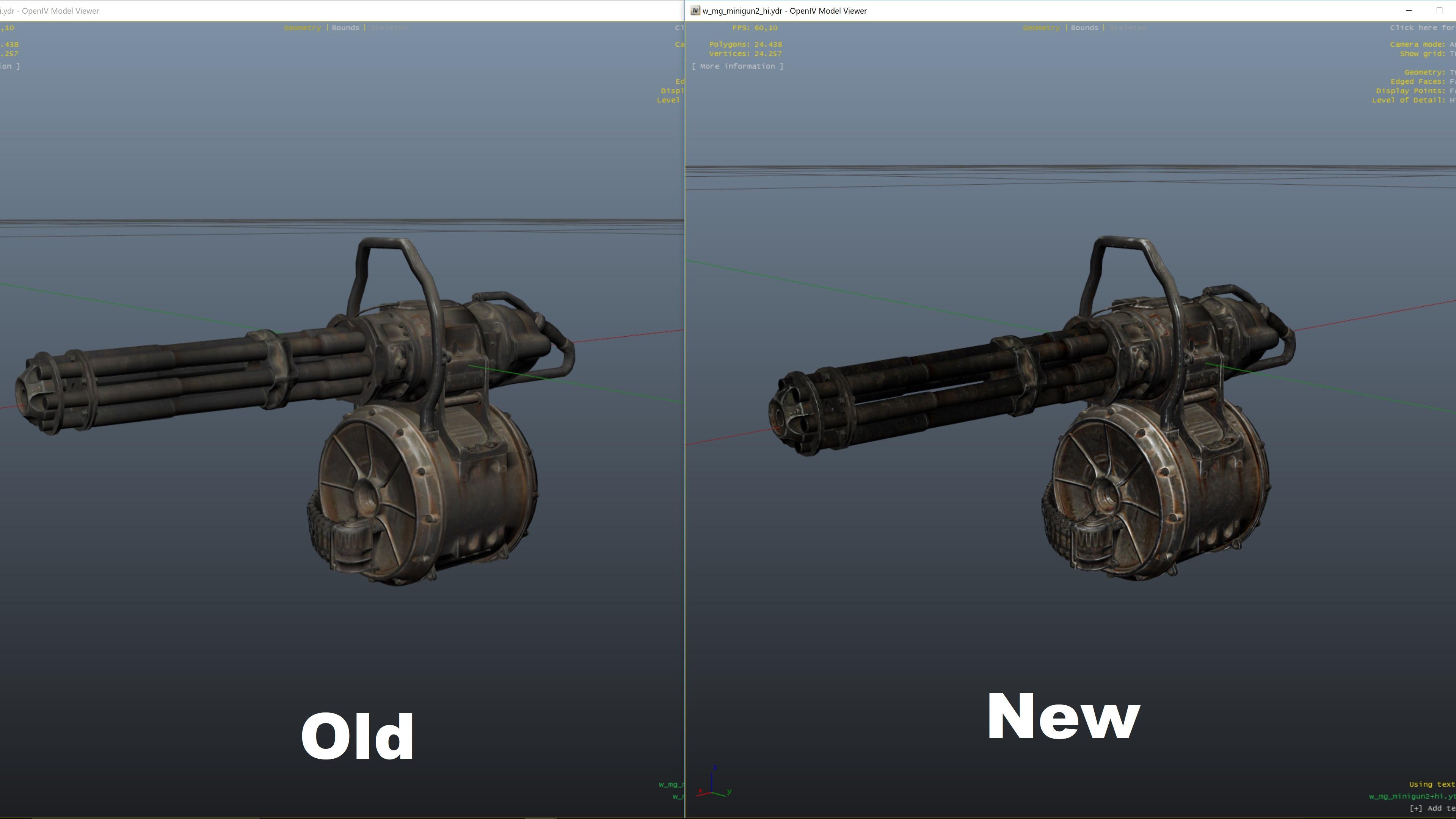 fallout 4 minigun retexture gta5 mods com