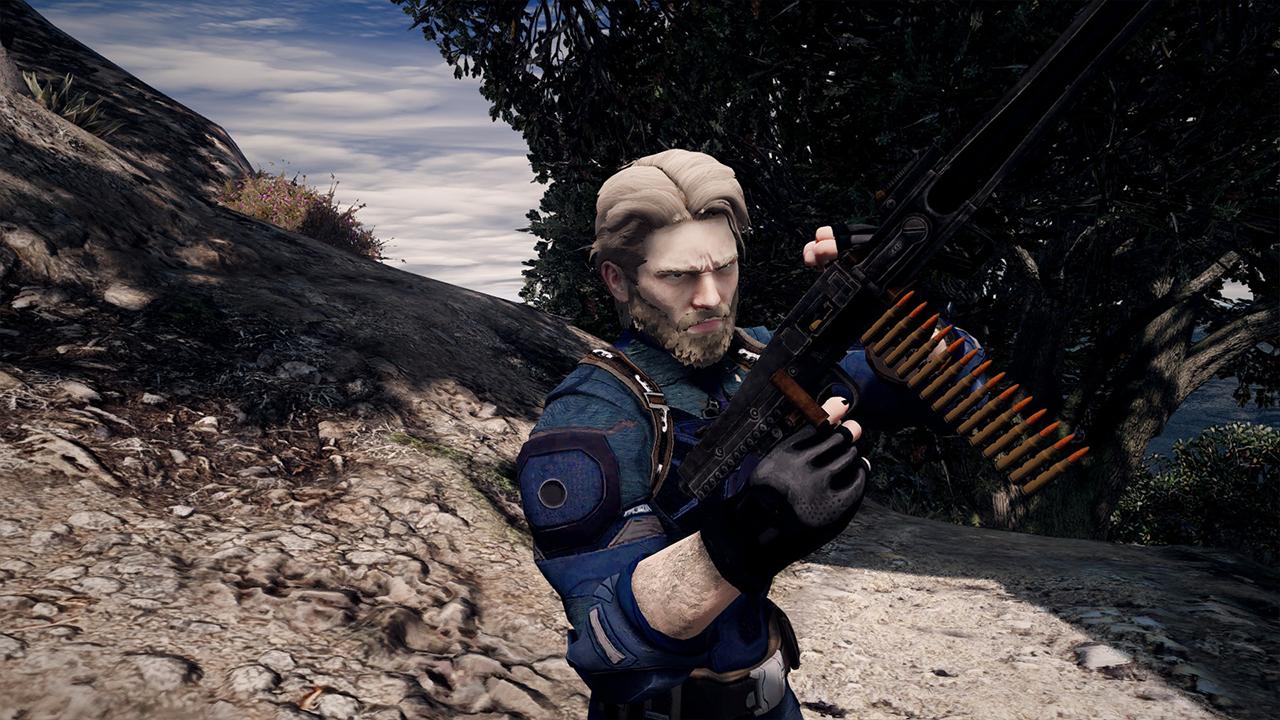 Far Cry 4 MG42 - GTA5-Mods.com