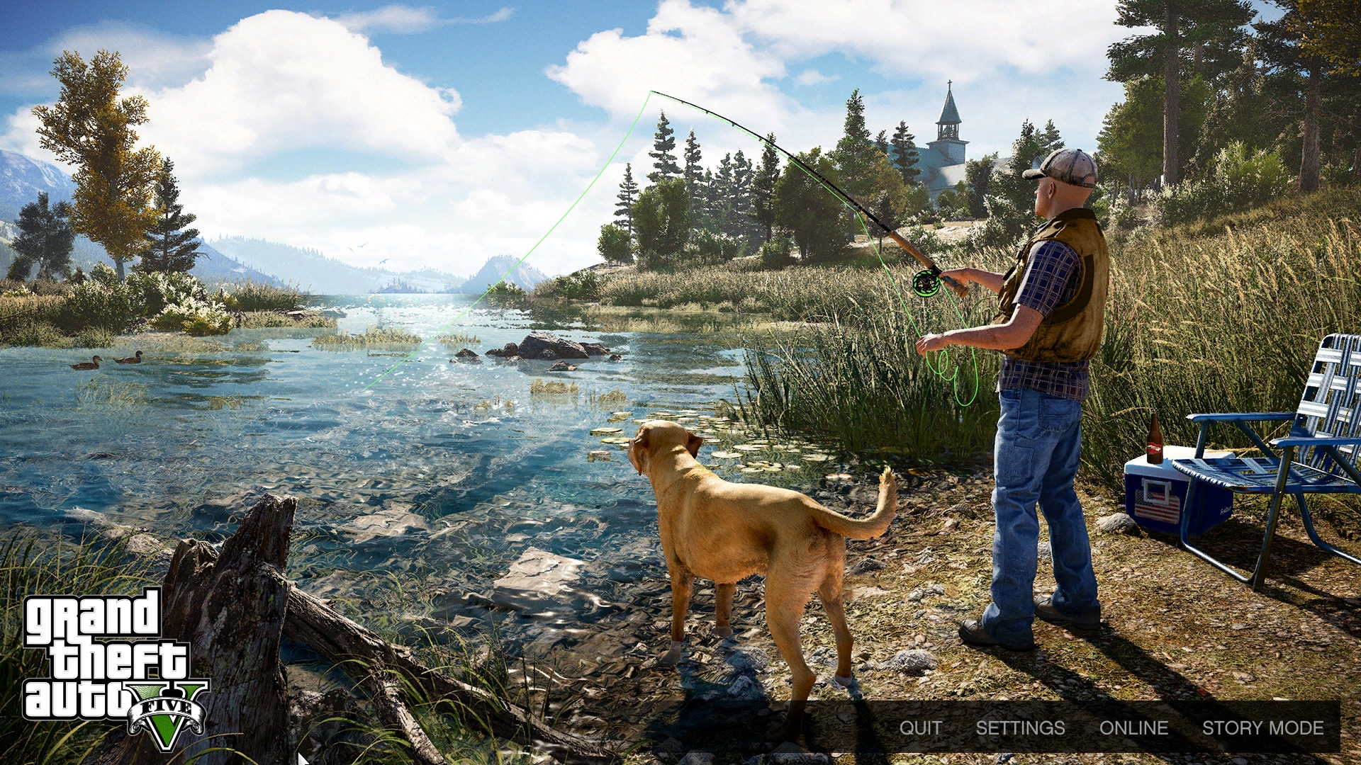 Far Cry 5 Loading Screens Gta5 Mods Com