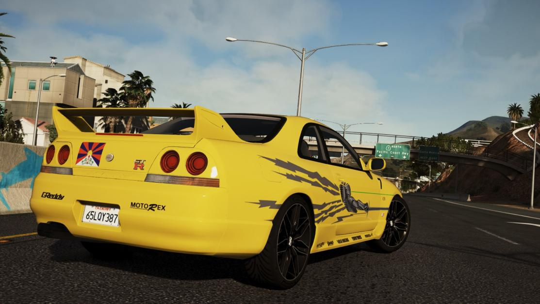 B Bfe on Fast And Furious Acura Integra