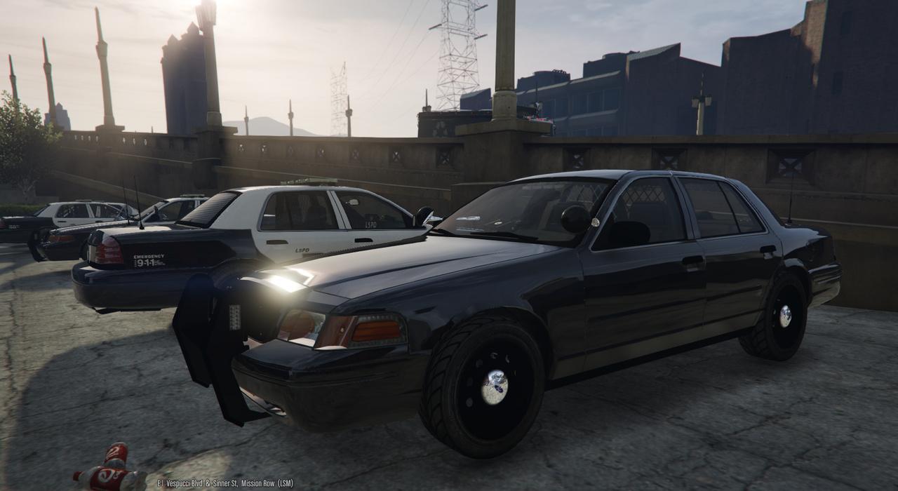 Fbi Ford Cvpi 4k Gta5 Mods Com