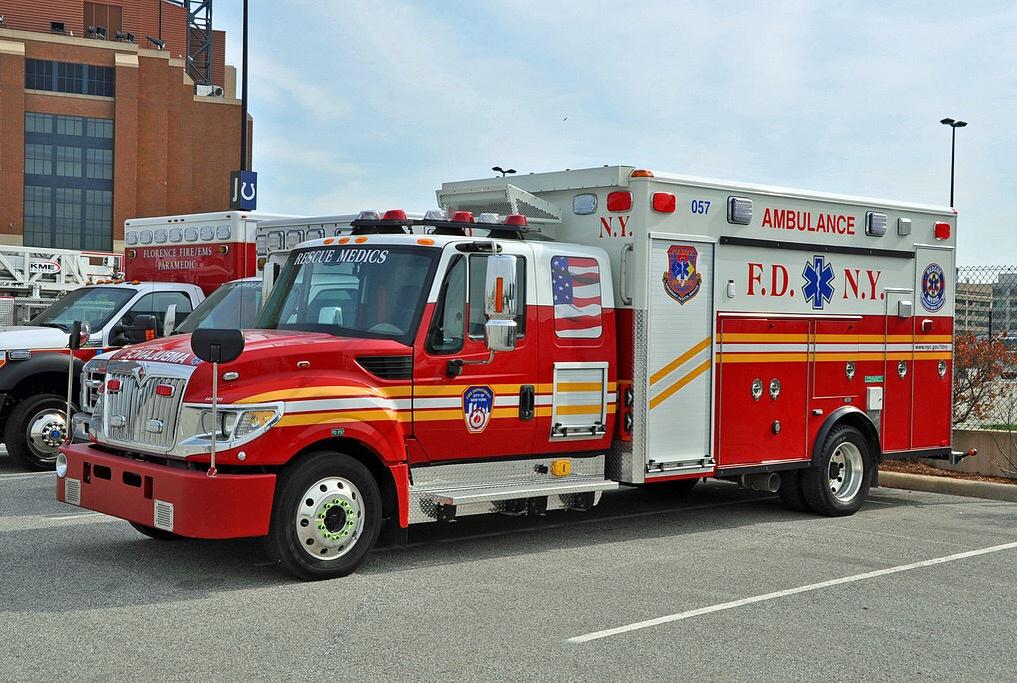 Fdny Engine  Rescue  Staten Island Ny