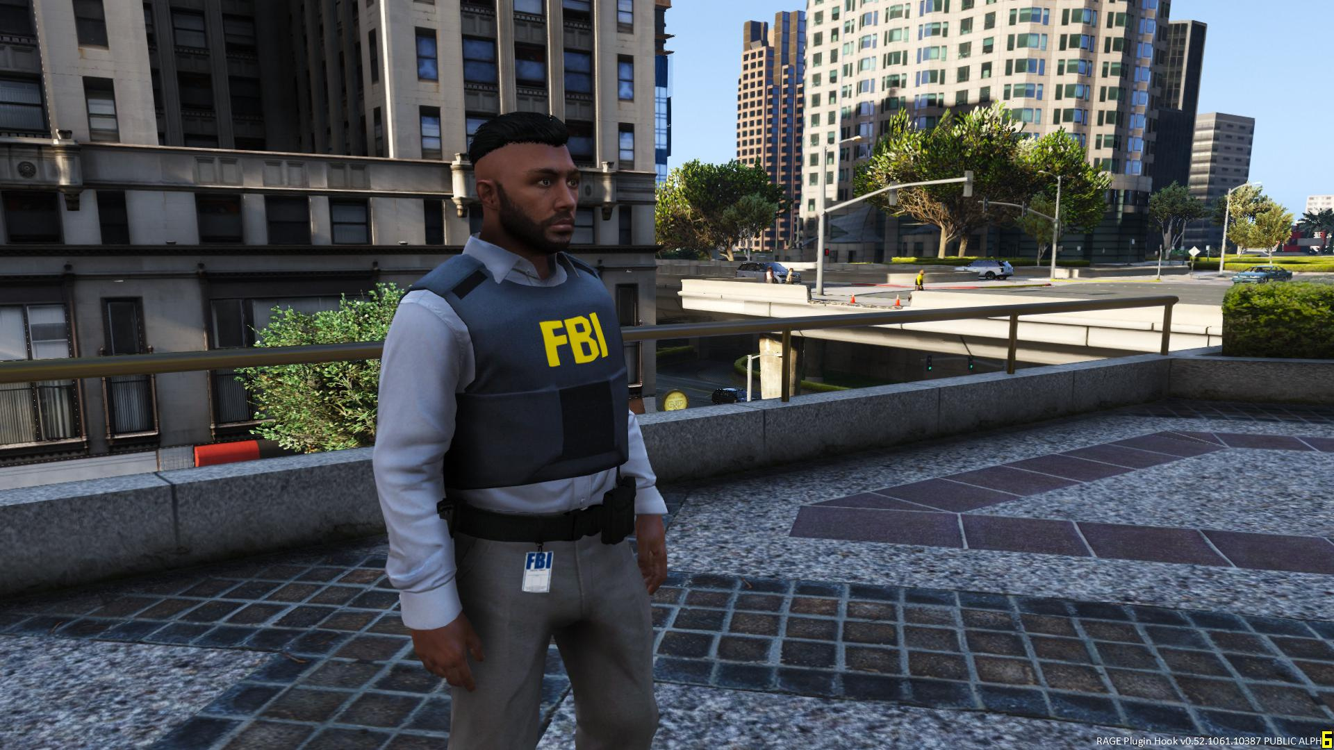 federal bureau of investigation eup pack gta5. Black Bedroom Furniture Sets. Home Design Ideas