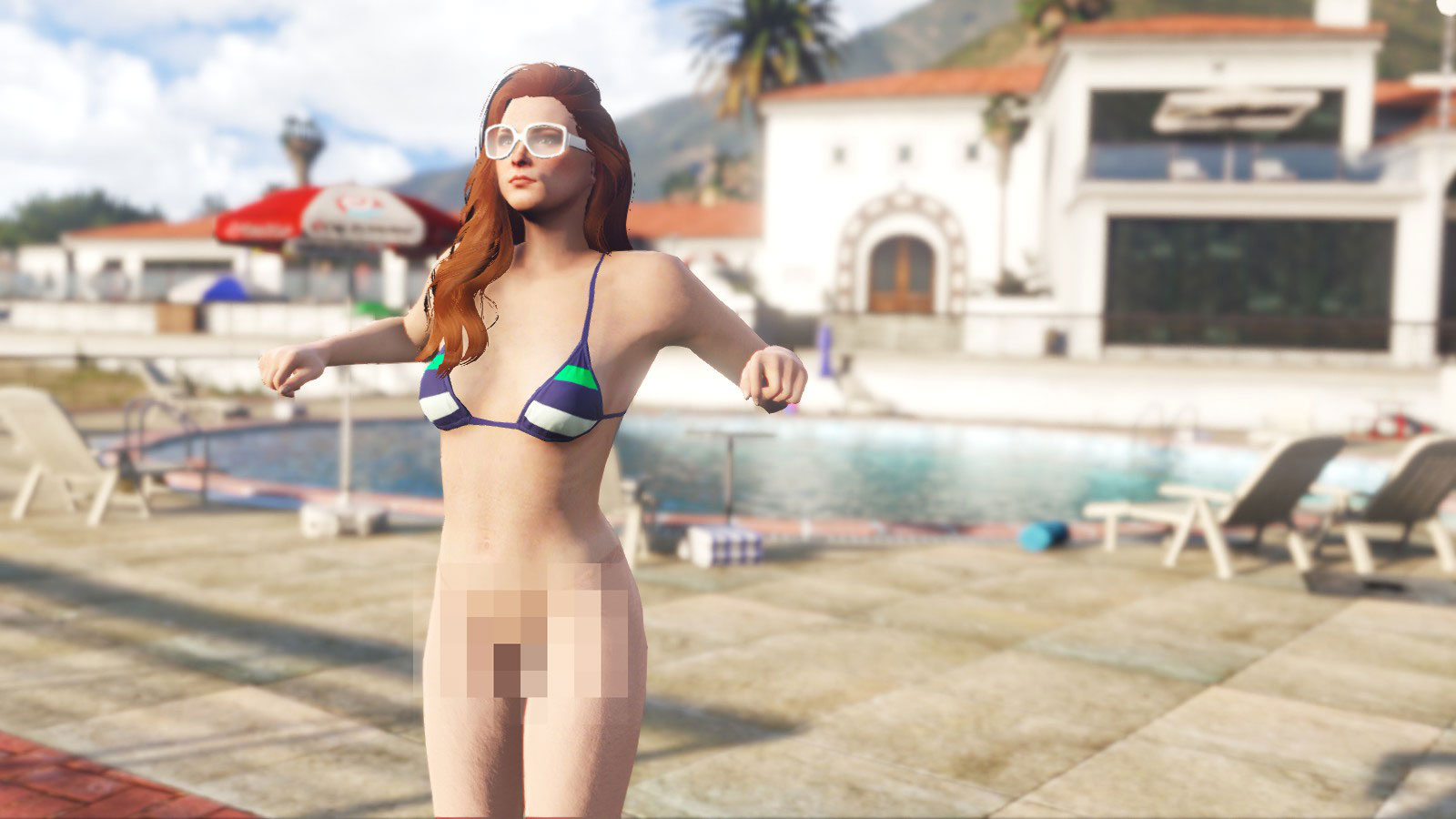 Gta 5 nude mods