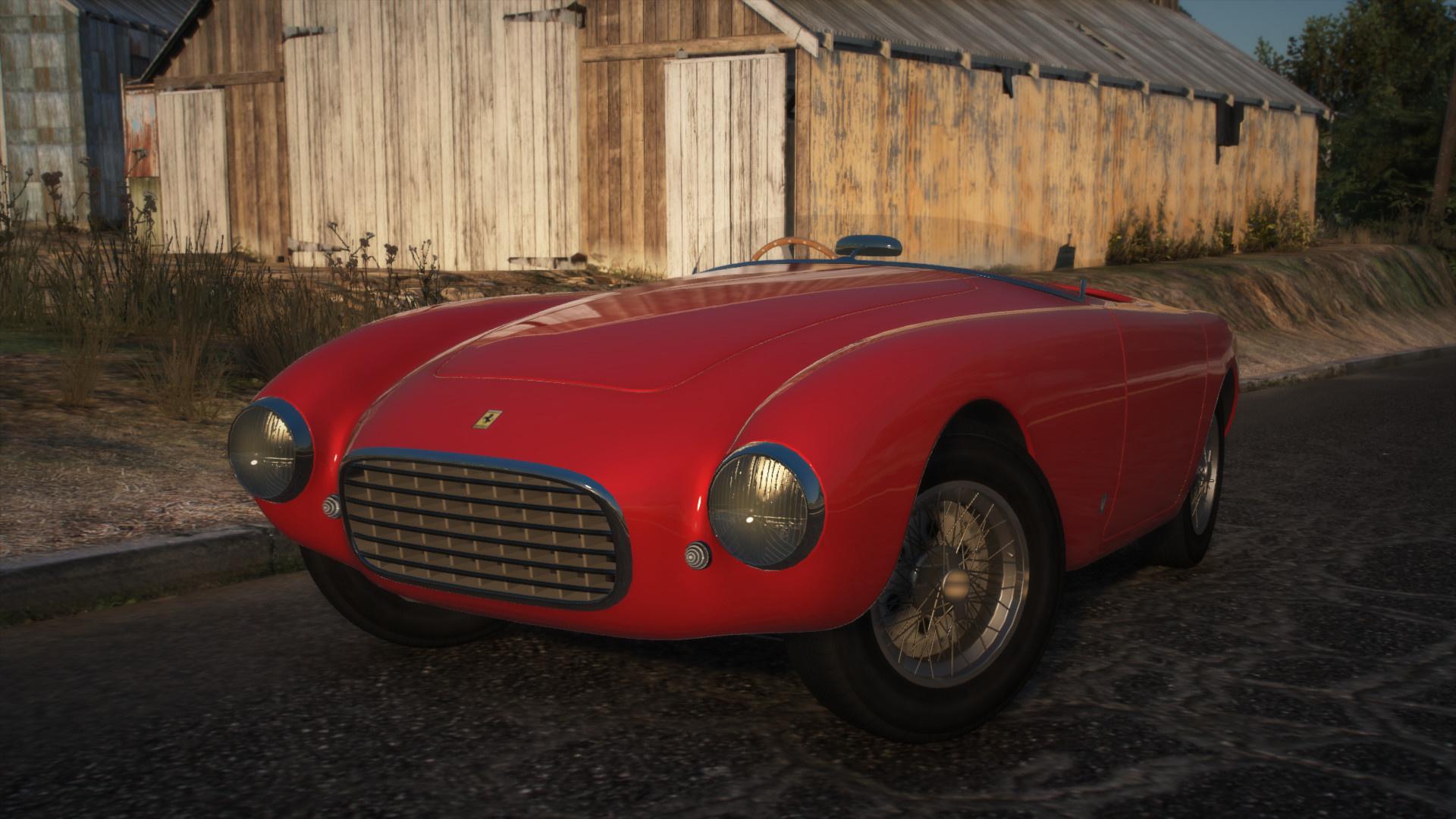 1951 Ferrari 212 Export Vignale Spyder Add On Lods Gta5 Mods Com