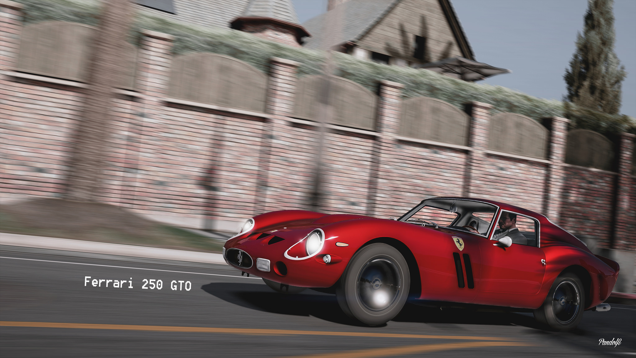 ferrari 250 gto 1962 add on replace gta5. Black Bedroom Furniture Sets. Home Design Ideas