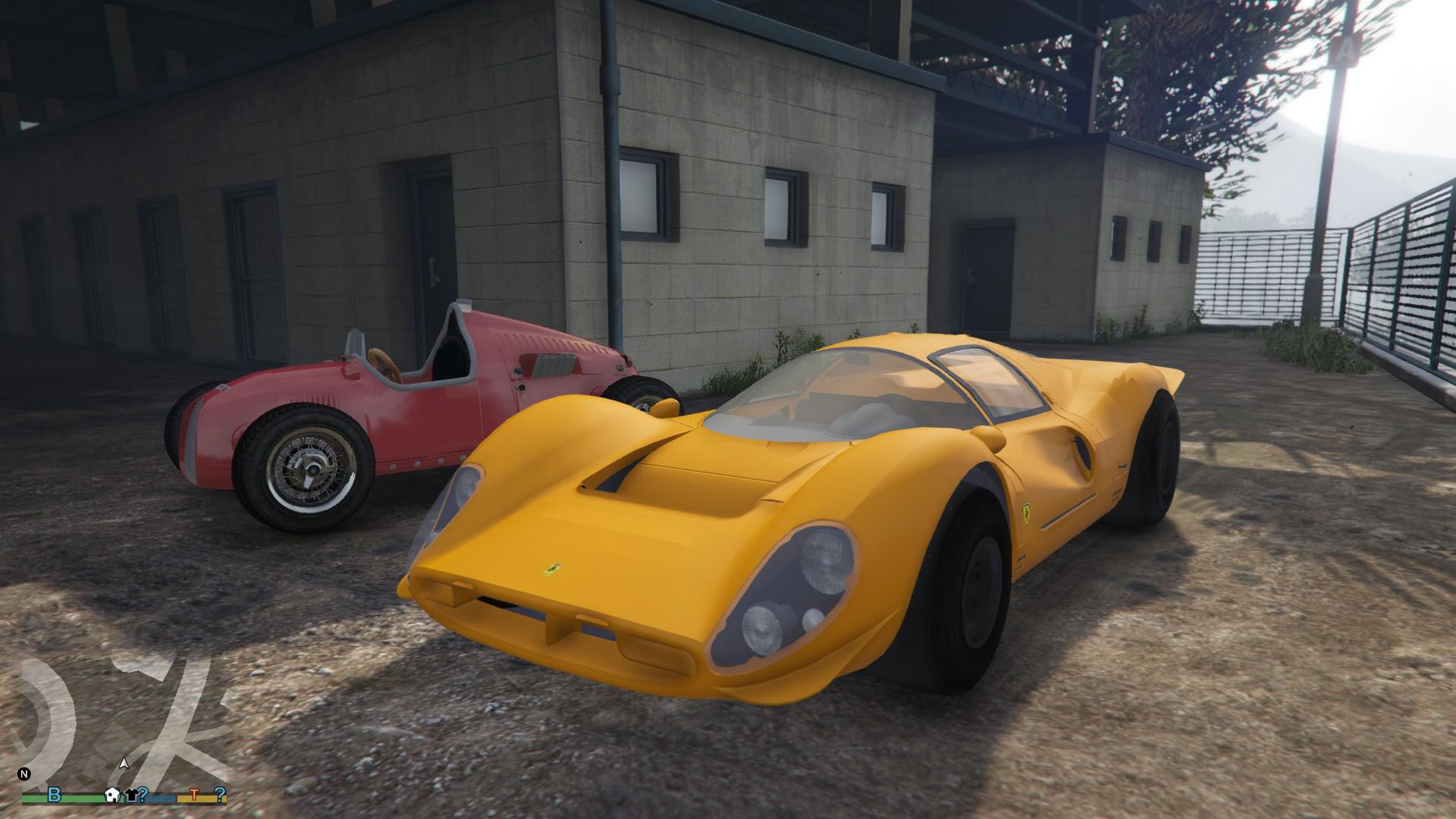 Ferrari 330 P4 1967 Gta5 Mods Com