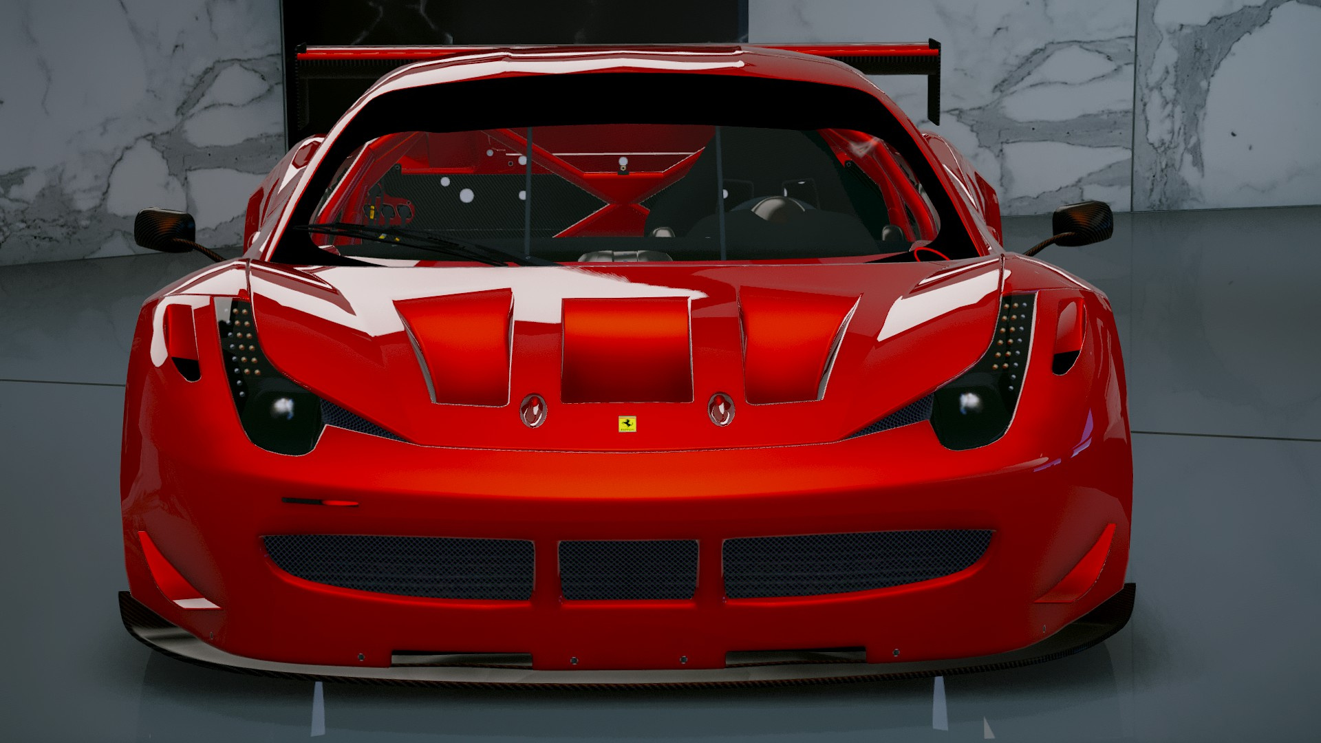 Ferrari 458 Italia Gt2 Add On Tuning Gta5 Mods Com