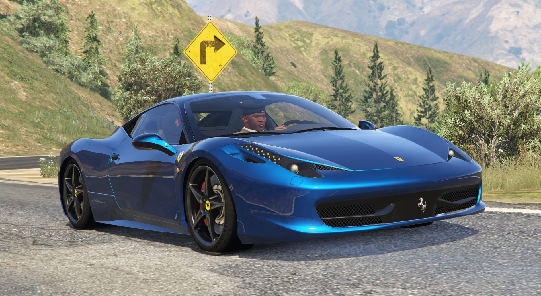 Ferrari 458 Italia, Spider, Speciale & Aperta [Add-On